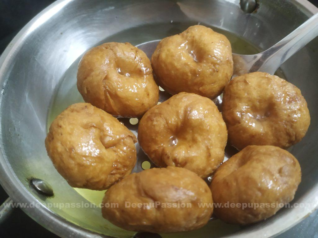 Badhusha Recipe South Indian Sweet Recipe Diwai Recipe Deepupassion